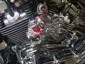 Cover de horn pour Harley