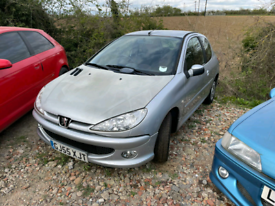 Peugeot 206 55 Plate 1.4 **P/X WELCOME**