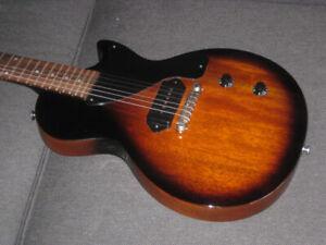 Gibson les Paul Junior sunburst USA + Ampli Vox AC30 Top Boost