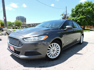 2016 Ford Fusion| BACKUP CAM| HYBRID|