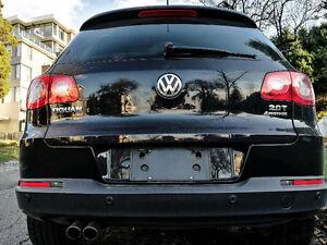 2011 Volkswagen Tiguan SUV, Crossover