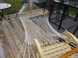 Hatteras Hammock bought at LL Beans in Freeport