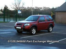 Land Rover Freelander 2.0Td4 2006MY Adventurer 1