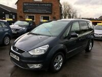 Ford Galaxy Zetec 1.8TDCi 125 PS 6 Speed (grey) 2007