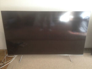 65 inch Samsung UHD 4K smart tv 8 series