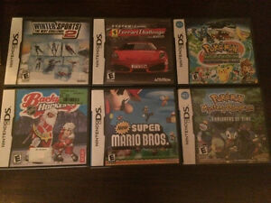 DS Games for sale or trade