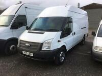 FORD TRANSIT 350 H-R, jumbo Manual, Diesel, 2013