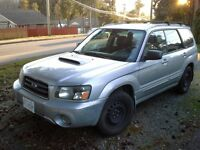 2004 Subaru Forester XT Turbo AWD