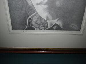Anne Murray original print Gatineau Ottawa / Gatineau Area image 2