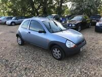 2005 Ford Ka 1.3 10 Months MOT Service History Low Milage