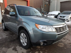 2010 Subaru Forester Limited, Leather, Sunroof