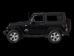 2017 Jeep Wrangler Sahara  - Low Mileage