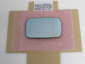 P-531R HEATED Mirror Glass FOR BMW 3 & 5 M3 M5 Passenger Side