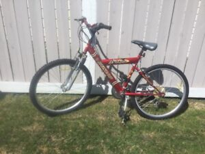 Excellent Condition Adult/Teen Mountain Bicycle