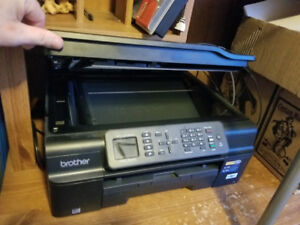 Like New Brother Printer with Copier and Fax