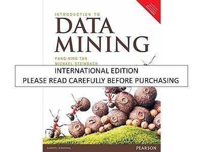 Introduction to Data Mining by Pang-Ning Tan, Michael Steinbach and Vipin Kum...