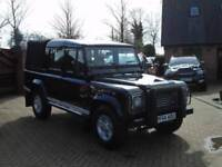 2004 54 Reg Land Rover 110 Defender 2.5 Td5 Double Cab XS ( 49000 Miles ) NO VAT