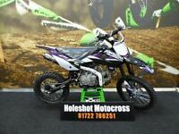 Stomp Z3 160 Pit Bike Motocross Big wheel!!! Fastest bike in the stomp range