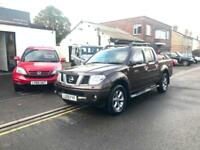 Nissan Navara 2.5dCi Platinum Pick up 4x4 px, swap