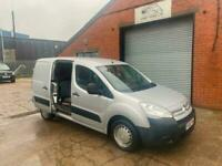 2011 Citroen Berlingo 1.6 HDi 750Kg X 90ps PANEL VAN Diesel Manual