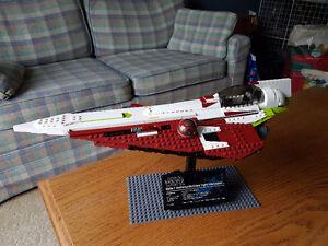 LEGO Star Wars Obi-Wan's Jedi Starfighter UCS 10215