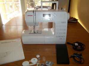 Janome J1250 Computerized Sewing Machine