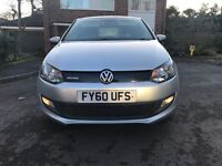 2010 VOLKSWAGON POLO 1.2 DIESEL BLUEMOTION - FREE TAX - CAMBELT CHANGED