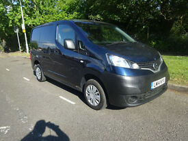 Nissan NV200 1.5dCi ( 110bhp ) Acenta 2014/14 one owner full service history van