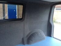 Camper van services - Window fitting - Carpet lining - Rear seats and custom builds