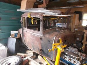 Real Hot Rod project