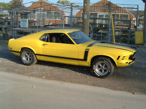1970 Boss 302 Ford Mustang For Sale