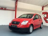 Citroen C2 1.4HDI [FULL SERVICE HISTORY / MOT MAY 2017 / STUNNING EXAMPLE]