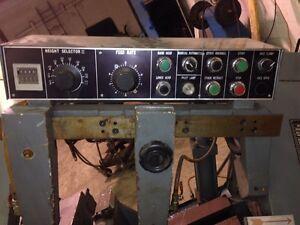 Large automatic horizontal band saw  London Ontario image 2