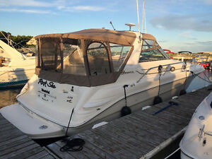 1998 SEA RAY SUNDANCER 330