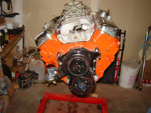 454 rebuilt engine