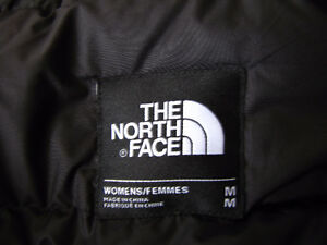 NORTH FACE Quality Women's down winter jacket Red Gatineau Ottawa / Gatineau Area image 3
