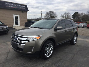 2013 Ford Edge SEL | NAV | ROOF | LEATHER | 75,000KM !!!