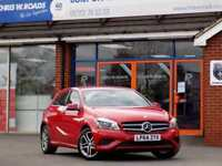 2015 64 MERCEDES-BENZ A CLASS A180 1.5 CDI BLUEEFFICIENCY SPORT 5DR DIESEL