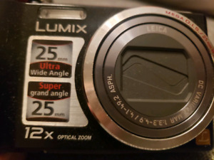 Lumix digital camera