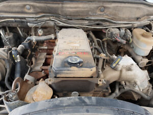 2009 6.7 cummins diesel engine