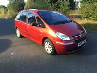 2007 Citroen XSARA Picasso- MOT till March Next Year, Service History, 2xKeys, 67K Miles!!!