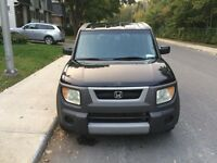 2003 Honda Element 115,0000km Fully Loaded! A1 Mecanique! FWD