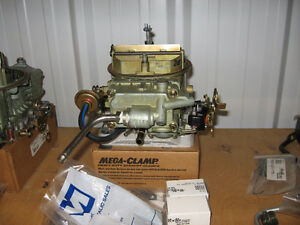 Holley 650 Spreadbore Carb