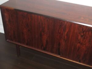 Rosewood Credenza / Sideboard - Mid-century modern