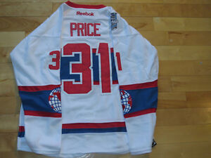 NEW Carrie PRICE Montreal CANADIENS Winter Classic JERSEY NHL