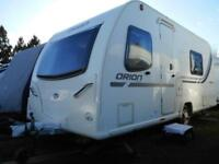 Bailey Orion 440/4 ONE OWNER LIGHTWEIGHT CARAVAN WITH FSH