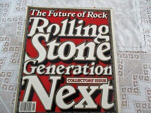 Rolling Stone - 6 issues