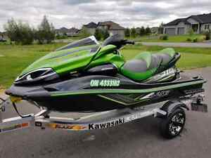 2014 Kawasaki ULTRA 310 LX (29HRS!!!) MINT