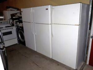RÉFRIGÉRATEURS Livraison incluse 7/7 Frigo Refrigerator bon Prix