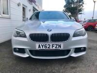 BMW 5 Series 2.0 520d M Sport DIESEL MANUAL 2012/62